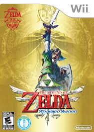 دانلود بازی The Legend of Zelda Skyward Sword برای Wii